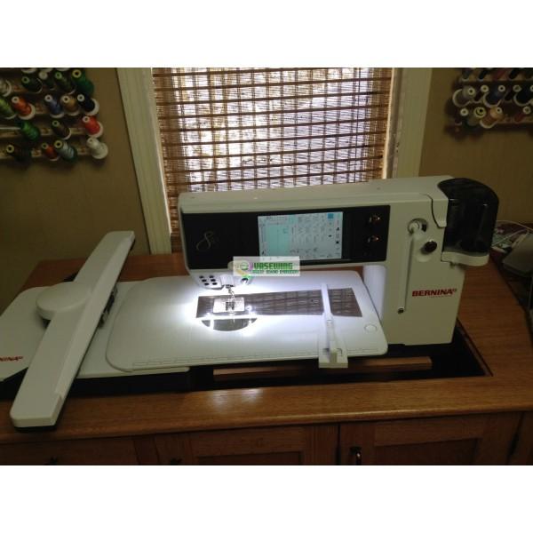 BERNINA 40 EMBROIDERY MACHINE FOR SALE Simple Bernina 830e Sewing Machine