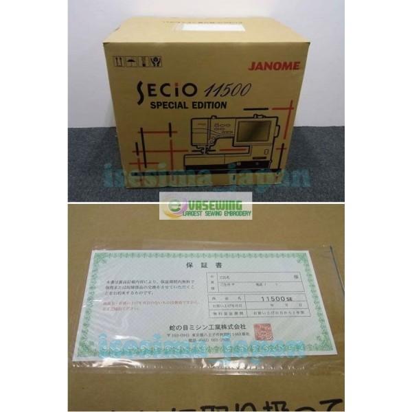 janome 11000 sewing machine