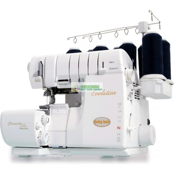sewing machine evolution