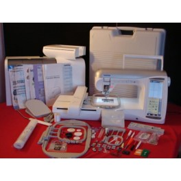 Brother Innovis Duetta 4500D Embroidery Machine