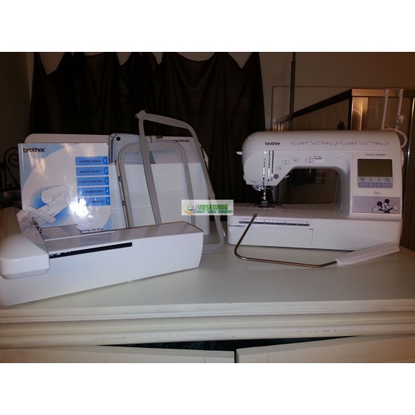 Brother Innovis 40D For SALE Gorgeous Brother P 1000 Sewing Machine