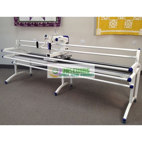 arm quilting machine with frame