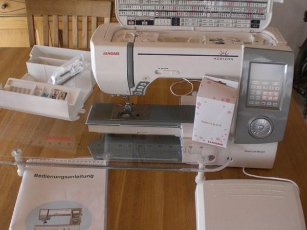 Janome Horizon Memory Craft Mc8900qcp For Sale