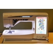 HUSQVARNA VIKING® DESIGNER DIAMOND deLuxe™ Sewing and Embroidery Machine