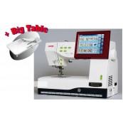 Janome MemoryCraft 11000SE Embroidery Sewing Machine