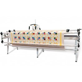 GRACE MAJESTIC KING QUILT QUILTING FRAME WITH JUKI TL-2000Qi