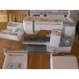 Janome Horizon Memory Craft MC8900QCP Sewing Machine
