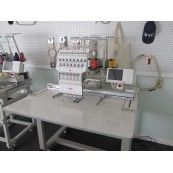 SWF Single Head Embroidery Machine E-Series 1501T Standard
