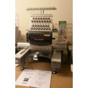 TOYOTA EXPERT ESP9000 Series Industrial Embroidery Machine